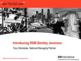 Introducing RSM Bentley Jennison