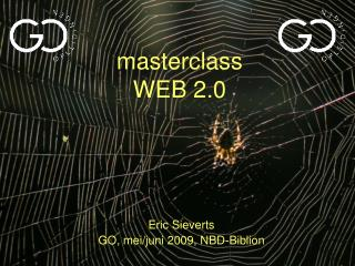masterclass WEB 2.0