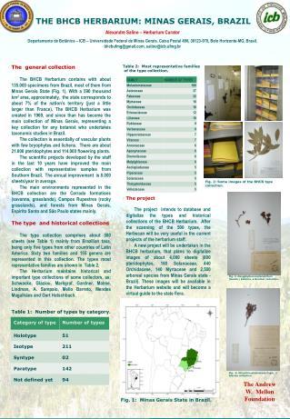 Alexandre Salino – Herbarium Curator