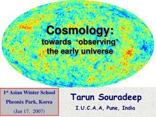 Tarun Souradeep