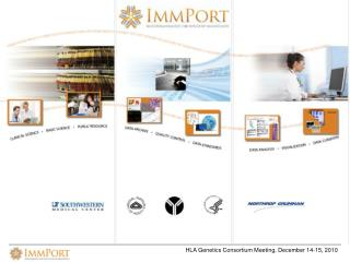 Representation and Use of Clinical Data in Immport