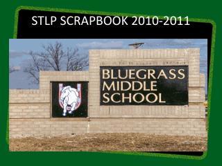 STLP SCRAPBOOK 2010-2011