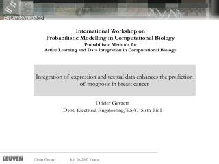 Integration of expression and textual data enhances the prediction of prognosis in breast cancer