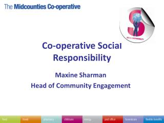 Co-operative Social Responsibility