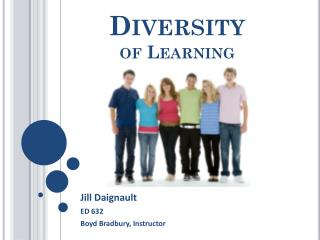 Diversity of Learning