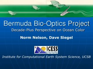 Bermuda Bio-Optics Project