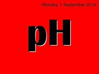 Monday, 1 September 2014