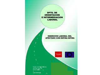 DPTO. DE  ORIENTACION  E INTERMEDIACION  LABORAL