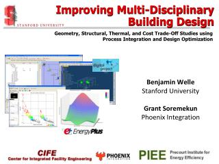 Benjamin Welle Stanford University Grant Soremekun Phoenix Integration