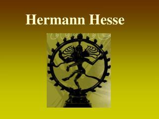 Hermann Hesse              DieserWeg