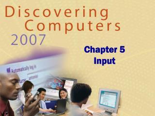 Chapter 5 Input