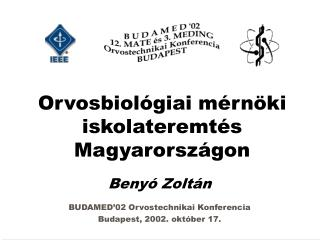 Orvosbiol giai m rn ki iskolateremt s Magyarorsz gon