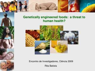 Genetically engineered foods:  a threat to human health?