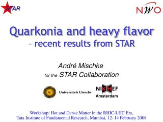 Quarkonia and heavy flavor  � recent results from STAR