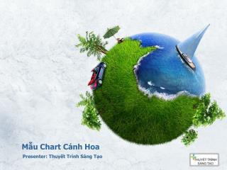 Mẫu  Chart  Cánh Hoa