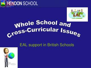 EAL support in British Schools