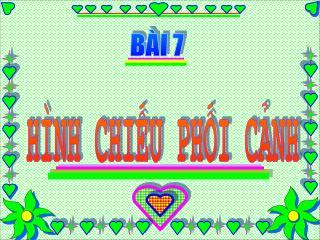 BÀI 7