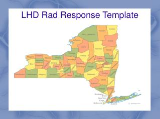 LHD Rad Response Template
