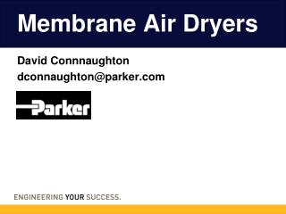 Membrane Air Dryers