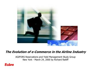 The Evolution of e-Commerce in the Airline Industry