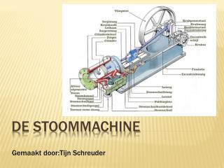 De Stoommachine