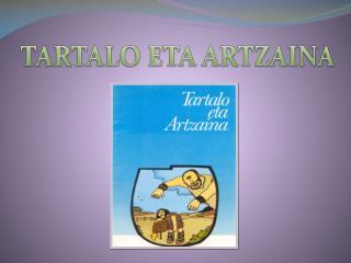 TARTALO ETA ARTZAINA
