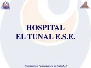 HOSPITAL EL TUNAL E.S.E.