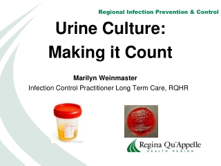 Culture of Urine Specimens