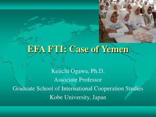 EFA FTI: Case of Yemen