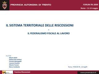 Trentino Riscossioni