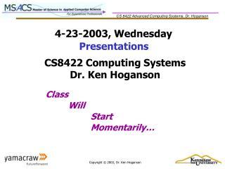 4-23-2003, Wednesday