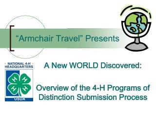 """Armchair Travel"" Presents"