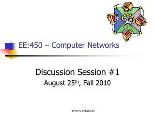 EE:450 – Computer Networks