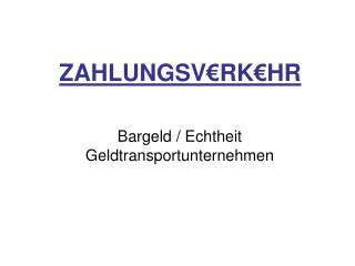 ZAHLUNGSV�RK�HR