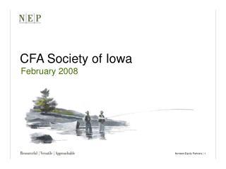 CFA Society of Iowa