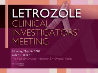 Edith A. Perez, MD Director, Cancer Clinical Study Unit Mayo Clinic Jacksonville, Florida