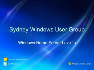 Sydney Windows User Group