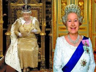 英国查尔斯王子与王妃卡米拉