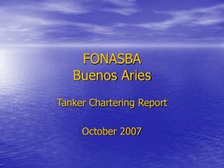 FONASBA Buenos Aries
