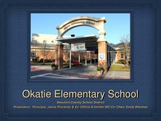 Okatie Elementary School