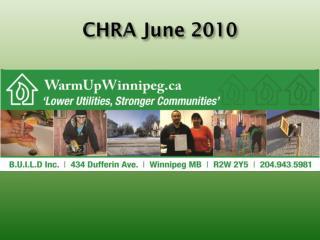 CHRA June 2010