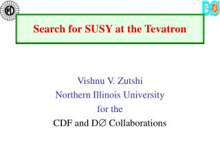 Search for SUSY at the Tevatron