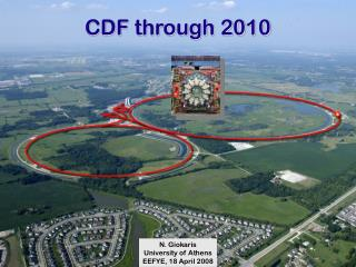 CDF through 2010