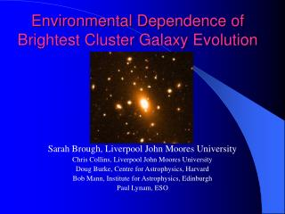 Environmental Dependence of Brightest Cluster Galaxy Evolution