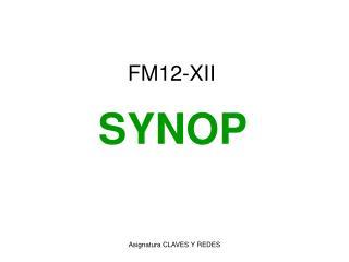 FM12-XII