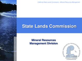 State Lands Commission