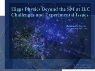 Higgs Sector Profile at ILC
