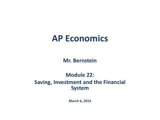 AP Economics