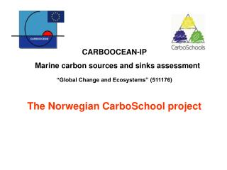 CARBOOCEAN-IP    Marine carbon sources and sinks assessment