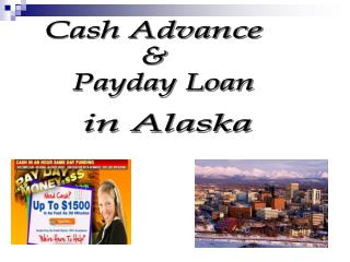 Alaska Cash Advance